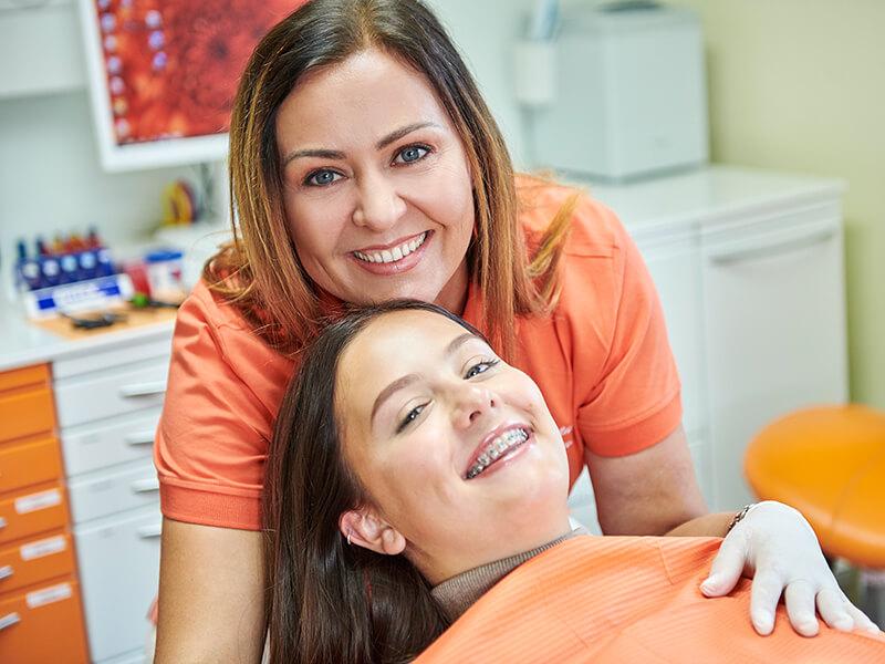 Zahnstudio Rankweil Untersuchung
