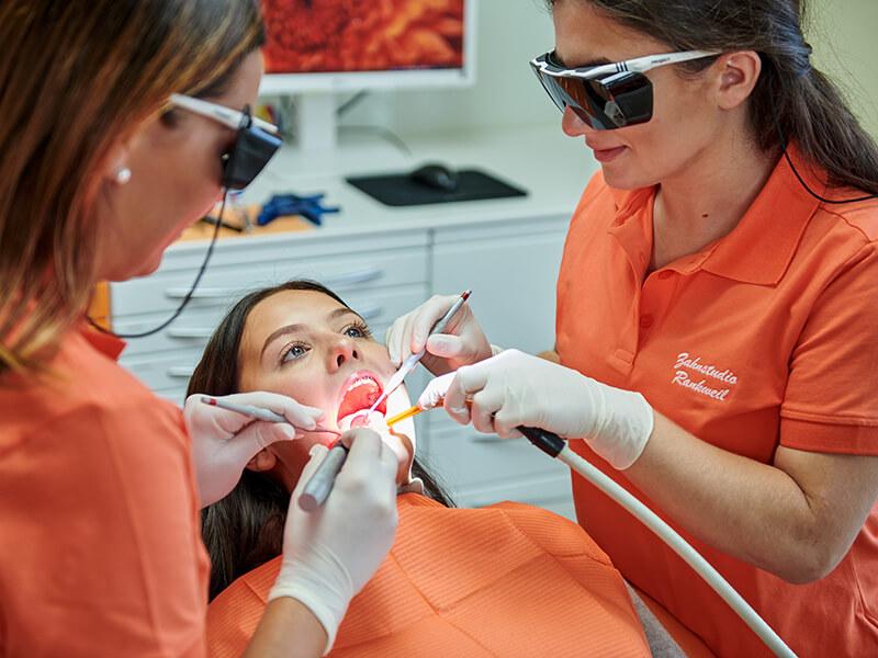 Zahnstudio Rankweil Behandlung
